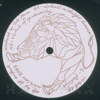 Cover art - JP Enfant: Virtus EP