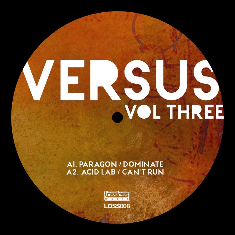 Cover art - Various Artists: Versus Vol. Three
