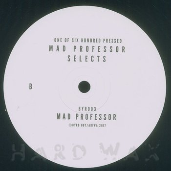 Cover art - Mad Professor: Mad Professor Selects 1980-2015
