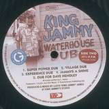 Cover art - King Jammy: Waterhouse Dub