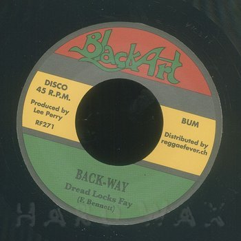 Cover art - Dread Locks Fay: Back-Way