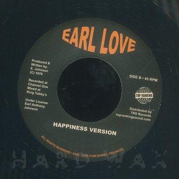 Cover art - Earl Zero: Get Happy