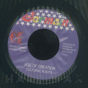 Cover art - Cultural Roots: Age Of Creation