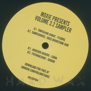 Cover art - Various Artists: Moxie Pres Volume Three Sampler 2