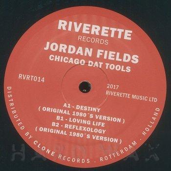 Cover art - Jordan Fields: Chicago Dat Tools