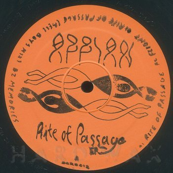 Cover art - Appian: Rite Of Passage