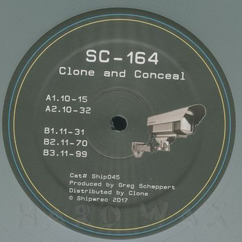 Cover art - SC-164: Clone & Conceal