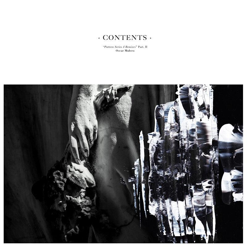 Cover art - Oscar Mulero: Pattern Series 4 Remixes Part 2
