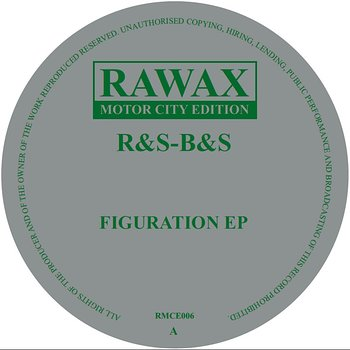 Cover art - R&S - B&S: Figuration EP