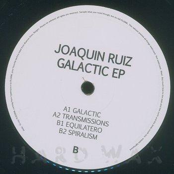 Cover art - Joaquin Ruiz: Galactic