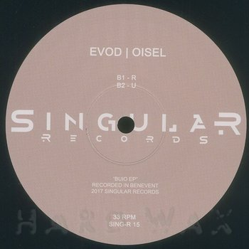 Cover art - Evod & Oisel: Buoi