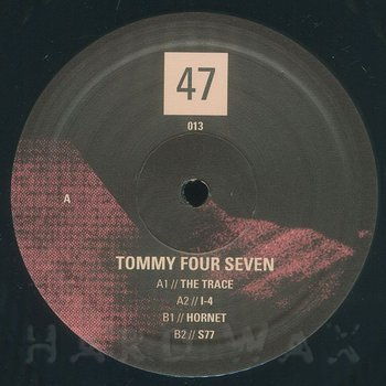 Cover art - Tommy Four Seven: 47 13