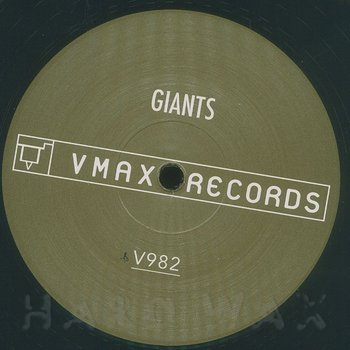 Cover art - H&S: Giants