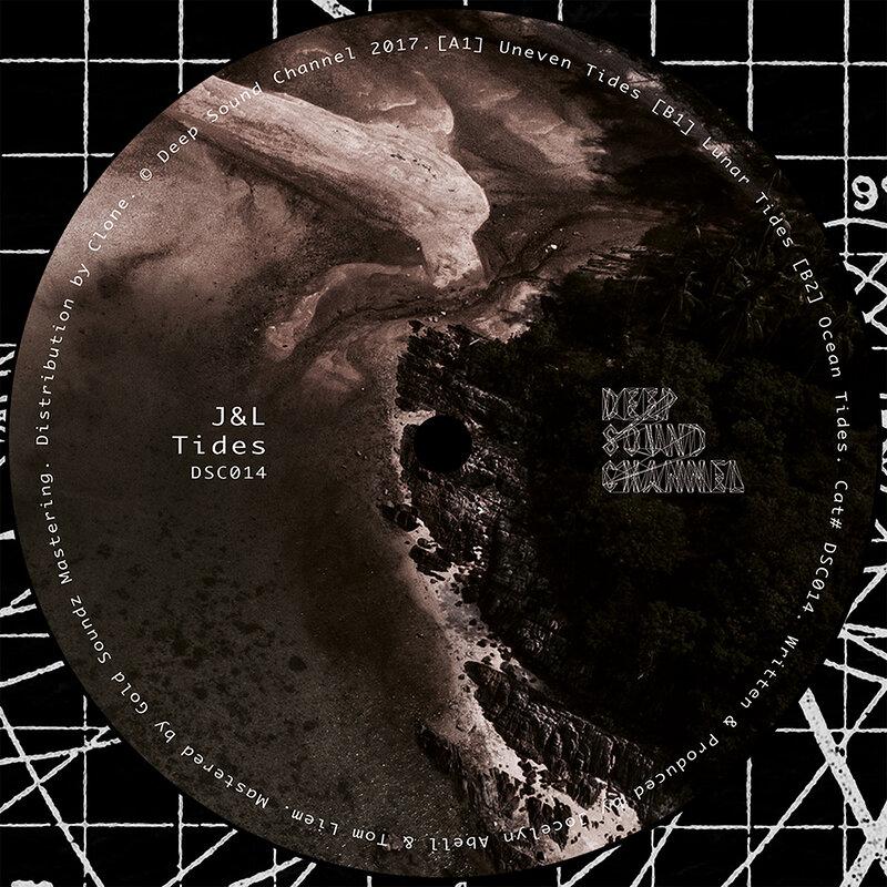 Cover art - J&L: Tides