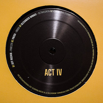 Cover art - Various Artists: Act IV