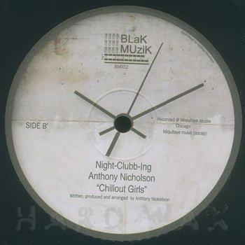 Cover art - Anthony Nicholson: Night-Clubb-Ing