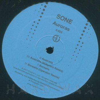 Cover art - Sone: Auroras