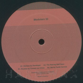 Cover art - Various Artists: Untitled 33