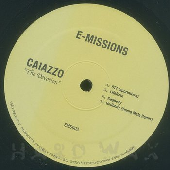 Cover art - Caiazzo: The Devortion