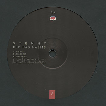 Cover art - Stenny: Old Bad Habits