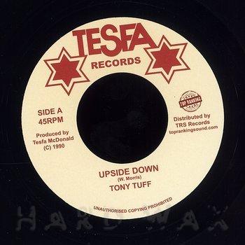 Cover art - Tony Tuff: Upside Down