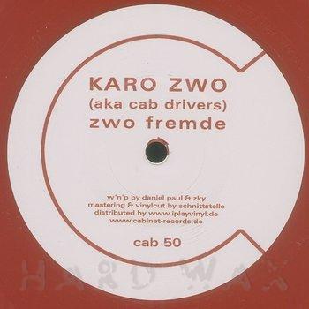 Cover art - Karo Zwo / Cab Drivers: Zwo Fremde