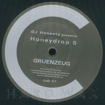 Cover art - DJ Honesty: Honeydrop 5