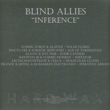 Cover art - Various Artists: Inference