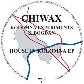 Cover art - Kolomna Experiments & Bogdan: House In Kolomna EP