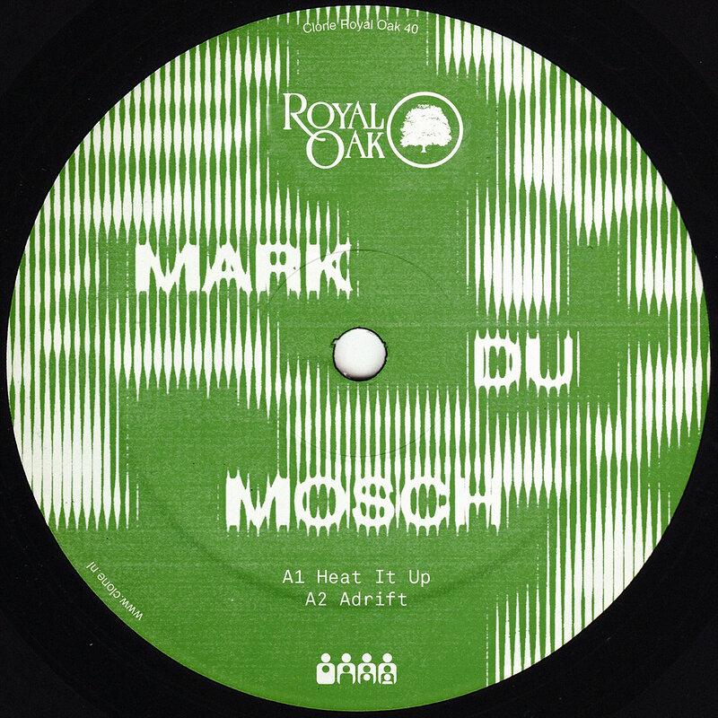 Cover art - Mark Du Mosch: UM-ing