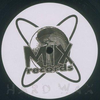 Cover art - Blake Baxter: Machines EP