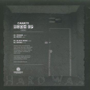 Cover art - Canato: Room