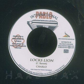 Cover art - Charlo: Locks Lion