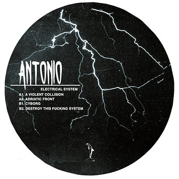 Cover art - Antonio: Electrical System