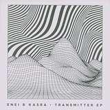 Cover art - Enei & Kasra: Transmitter