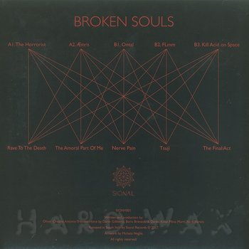 Cover art - Various Artists: Broken Souls
