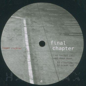 Cover art - Hagen Richter: Final Chapter