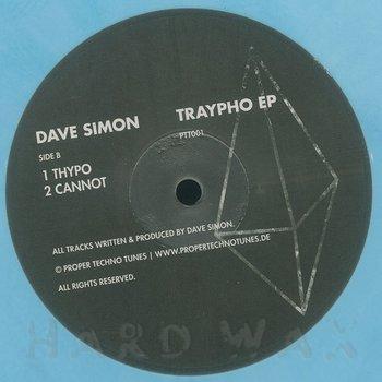 Cover art - Dave Simon: Traypho