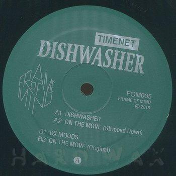 Cover art - Timenet: Dishwasher