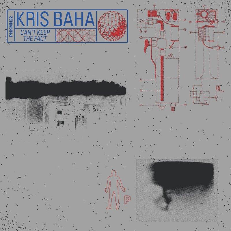 Cover art - Kris Baha: Can't Keep The Fact