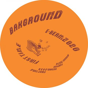 Cover art - Bakground: First Time EP