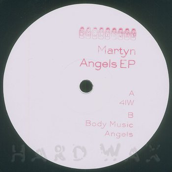 Cover art - Martyn: Angels