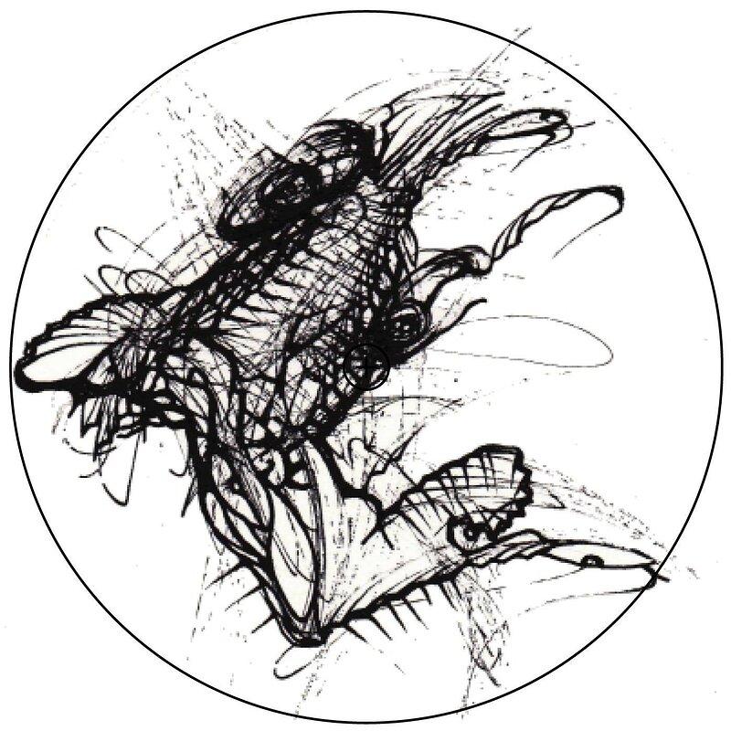 Cover art - Dark Quadrant: The Cosmic Perspective