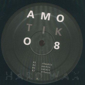 Cover art - Amotik: Chaubis