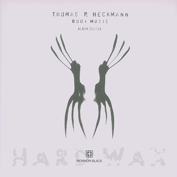 Cover art - Thomas P. Heckmann: Body Music Album Teaser