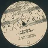 Cover art - Carmen: Throw Down