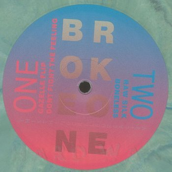 Cover art - Broke One: This Thing Called Reality
