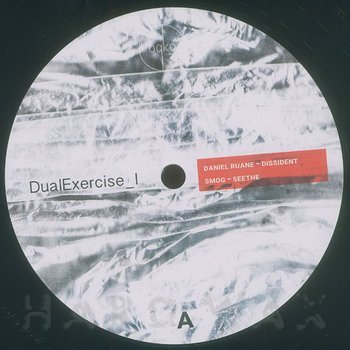 Cover art - Daniel Ruane & Smog: Dual Exercise l