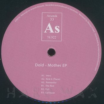 Cover art - Dold: Mother