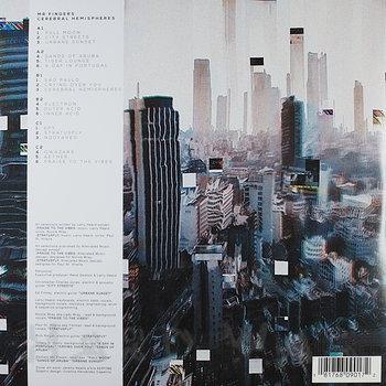 Cover art - Mr. Fingers: Cerebral Hemispheres